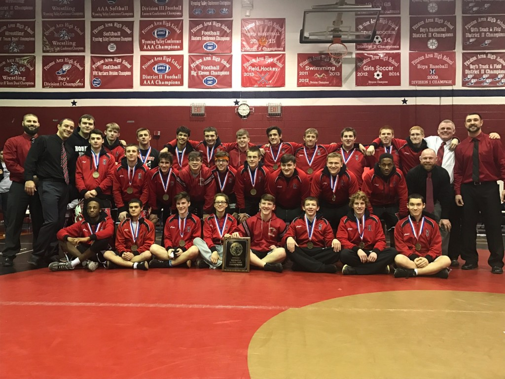 Honesdale AA Champs